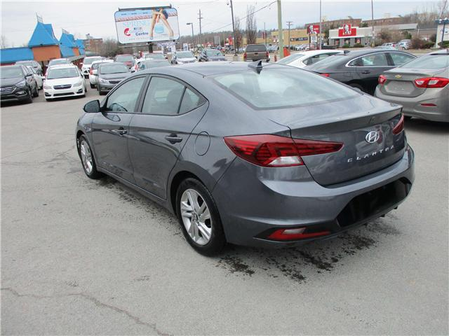 2019 Hyundai Elantra Preferred (Stk: 190423) in Kingston - Image 5 of 14
