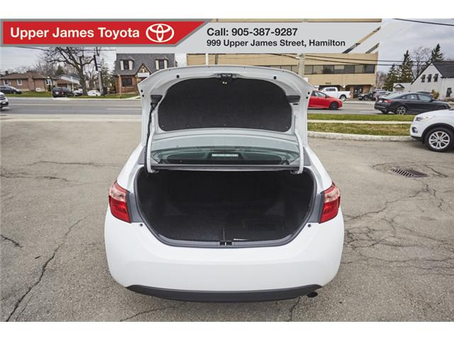 2018 Toyota Corolla  (Stk: 79324) in Hamilton - Image 7 of 19
