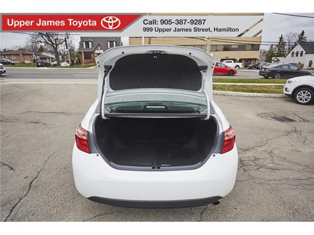 2018 Toyota Corolla LE (Stk: 79325) in Hamilton - Image 7 of 19