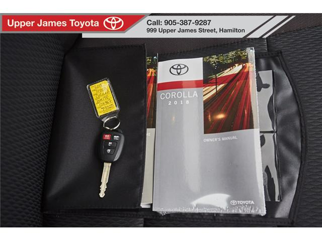 2018 Toyota Corolla LE (Stk: 79325) in Hamilton - Image 9 of 19