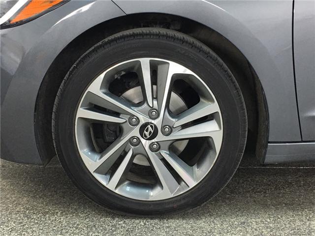 2018 Hyundai Elantra GL SE (Stk: 34455EW) in Belleville - Image 23 of 28