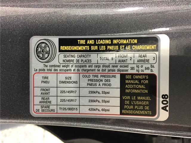 2018 Hyundai Elantra GL SE (Stk: 34455EW) in Belleville - Image 25 of 28