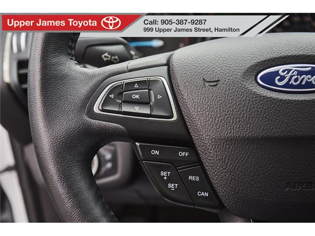 2018 Ford Escape SEL (Stk: 79335) in Hamilton - Image 17 of 20