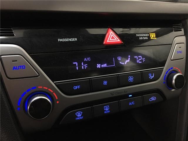2018 Hyundai Elantra GL SE (Stk: 34455EW) in Belleville - Image 19 of 28
