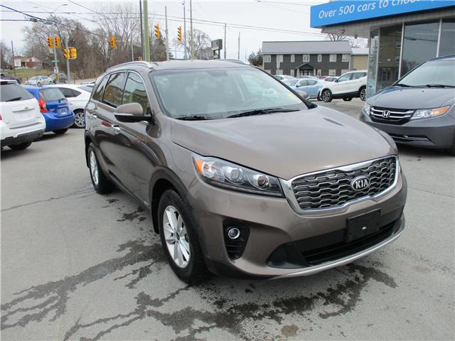 2019 Kia Sorento 2.4L EX (Stk: 190432) in Kingston - Image 1 of 13