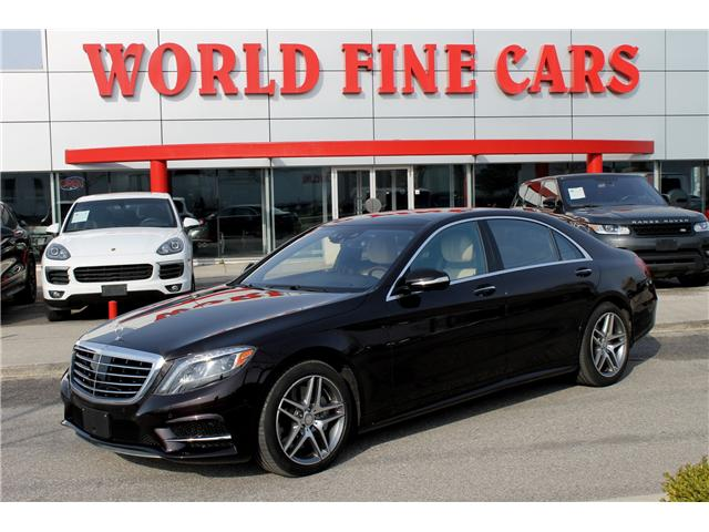 2016 Mercedes-Benz S-Class Base (Stk: 87422) in Toronto - Image 1 of 27