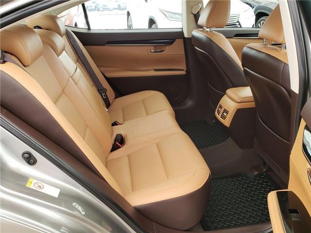 2016 Lexus ES 350 Base (Stk: L18047A) in Calgary - Image 13 of 24
