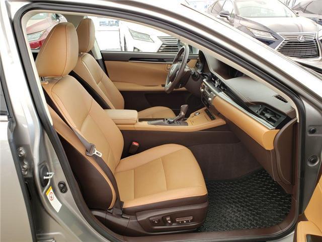 2016 Lexus ES 350 Base (Stk: L18047A) in Calgary - Image 14 of 24