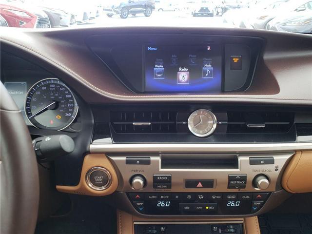 2016 Lexus ES 350 Base (Stk: L18047A) in Calgary - Image 21 of 24