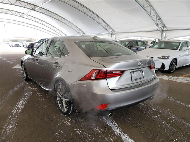2016 Lexus IS 300 Base (Stk: L19017A) in Calgary - Image 6 of 24