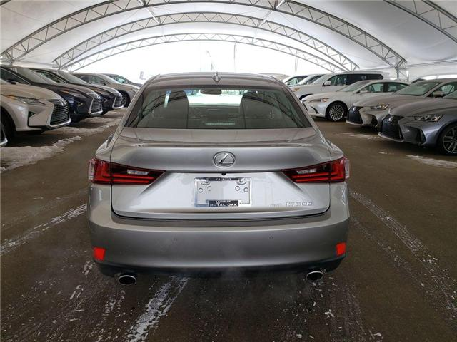 2016 Lexus IS 300 Base (Stk: L19017A) in Calgary - Image 7 of 24