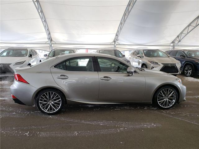 2016 Lexus IS 300 Base (Stk: L19017A) in Calgary - Image 9 of 24