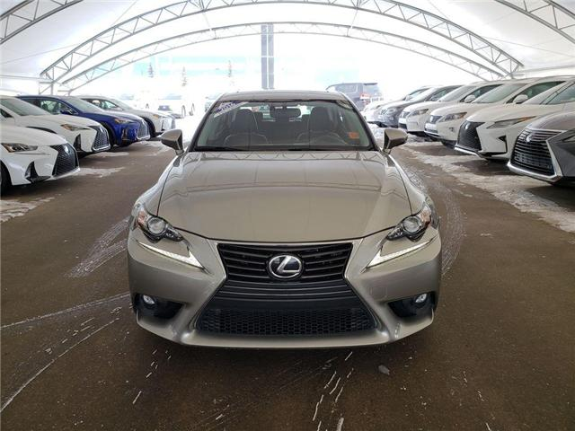 2016 Lexus IS 300 Base (Stk: L19017A) in Calgary - Image 11 of 24