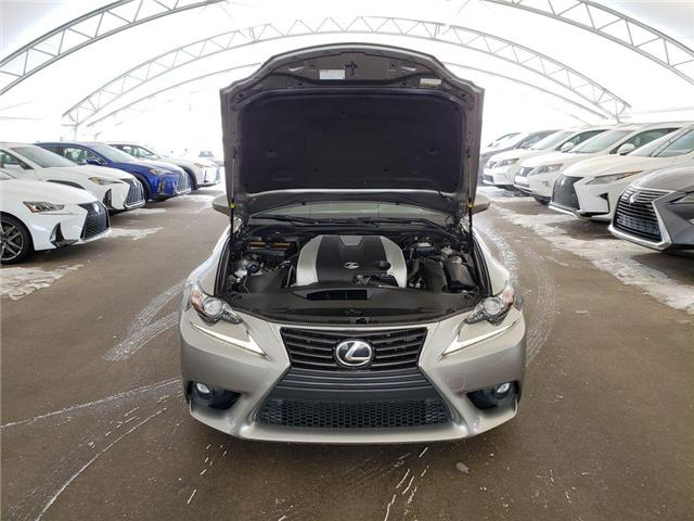 2016 Lexus IS 300 Base (Stk: L19017A) in Calgary - Image 12 of 24