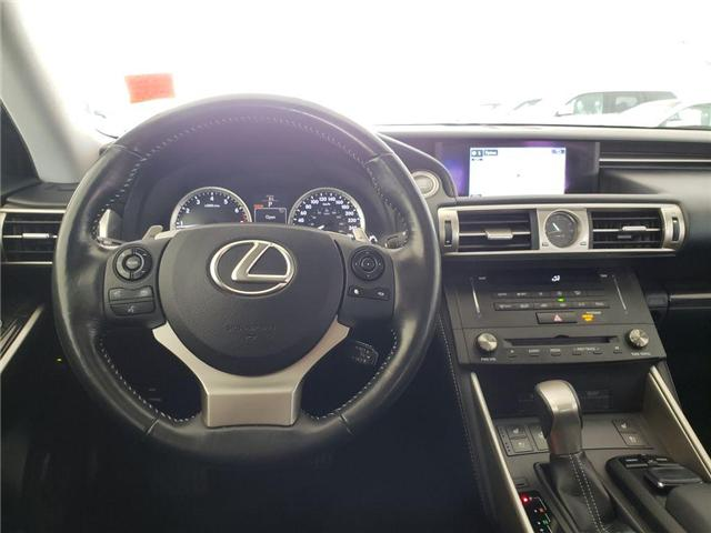 2016 Lexus IS 300 Base (Stk: L19017A) in Calgary - Image 21 of 24
