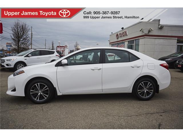 2018 Toyota Corolla LE (Stk: 79332) in Hamilton - Image 2 of 19