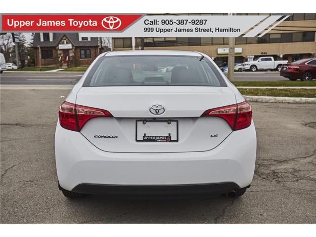 2018 Toyota Corolla LE (Stk: 79332) in Hamilton - Image 6 of 19
