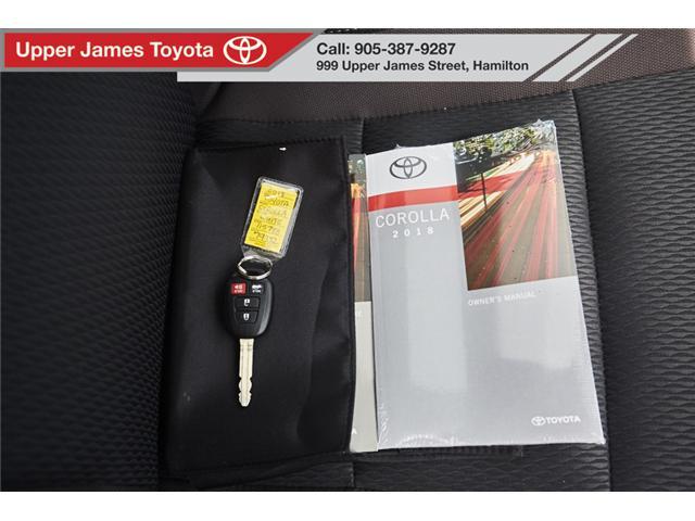 2018 Toyota Corolla LE (Stk: 79332) in Hamilton - Image 9 of 19