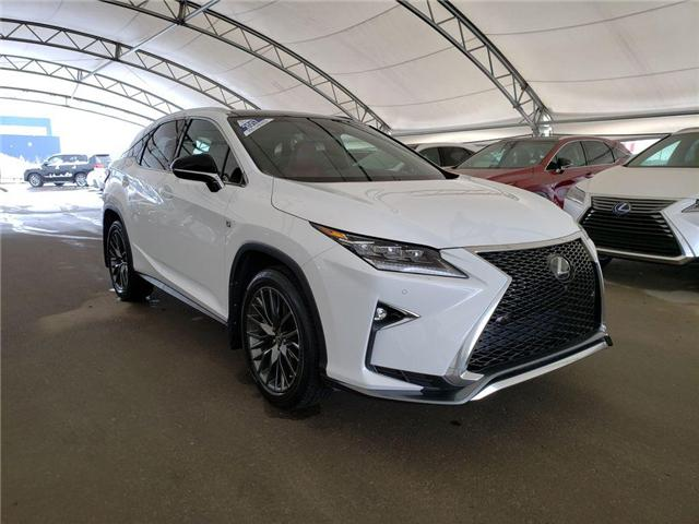 2017 Lexus RX 350 Base (Stk: L19381A) in Calgary - Image 1 of 25