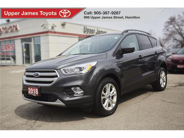 2018 Ford Escape SEL (Stk: 79334) in Hamilton - Image 1 of 20