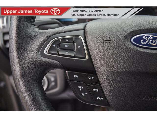 2018 Ford Escape SEL (Stk: 79334) in Hamilton - Image 17 of 20