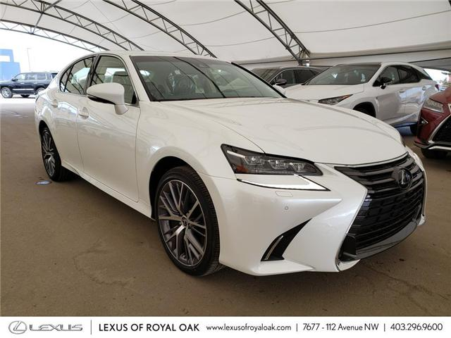 2019 Lexus GS 350 Premium (Stk: L19108) in Calgary - Image 1 of 5