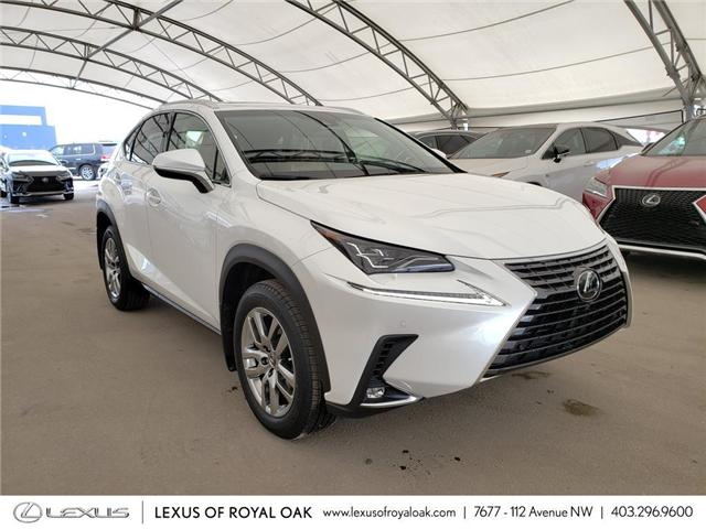 2019 Lexus NX 300 Base (Stk: L19115) in Calgary - Image 1 of 5