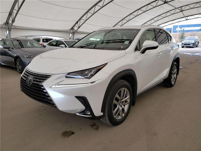 2019 Lexus NX 300 Base (Stk: L19115) in Calgary - Image 2 of 5