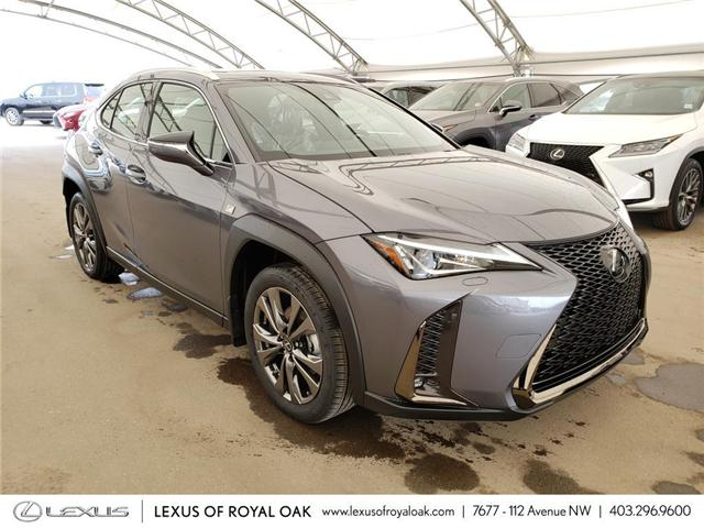 2019 Lexus UX 200 Base (Stk: L19346) in Calgary - Image 1 of 5