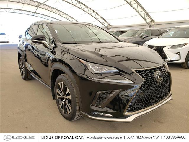 2019 Lexus NX 300 Base (Stk: L19369) in Calgary - Image 1 of 5