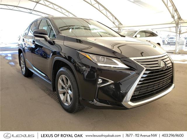 2019 Lexus RX 350 Base 2T2BZMCA3KC191976 L19391 in Calgary