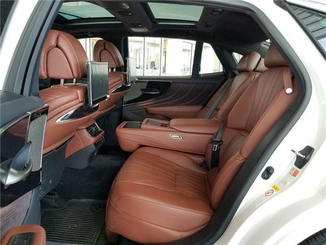 2018 Lexus LS 500 L (Stk: L18135) in Calgary - Image 6 of 6