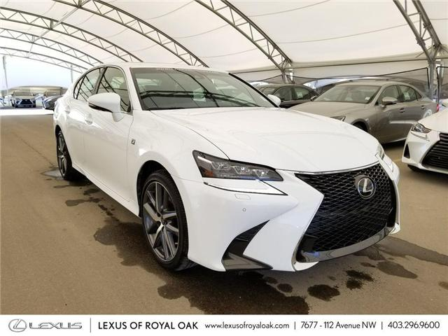 2018 Lexus GS 350 Premium (Stk: L18183) in Calgary - Image 1 of 8