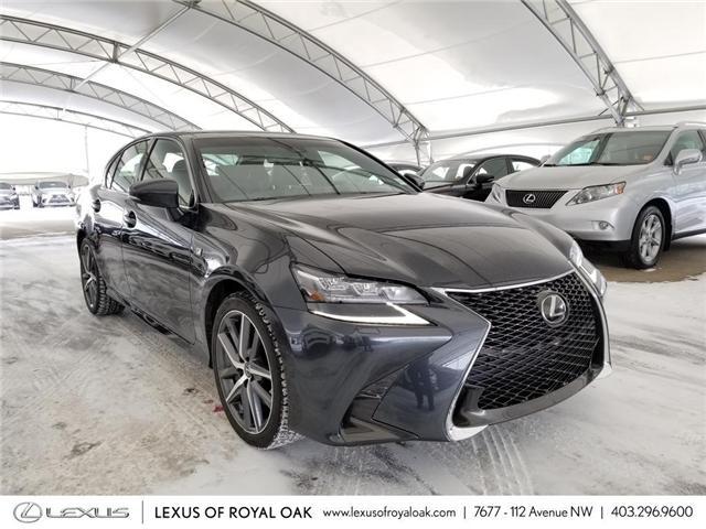 2019 Lexus GS 350 Premium (Stk: L19132) in Calgary - Image 1 of 5