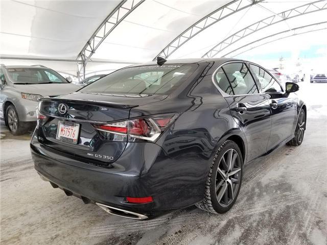 2019 Lexus GS 350 Premium (Stk: L19132) in Calgary - Image 2 of 5