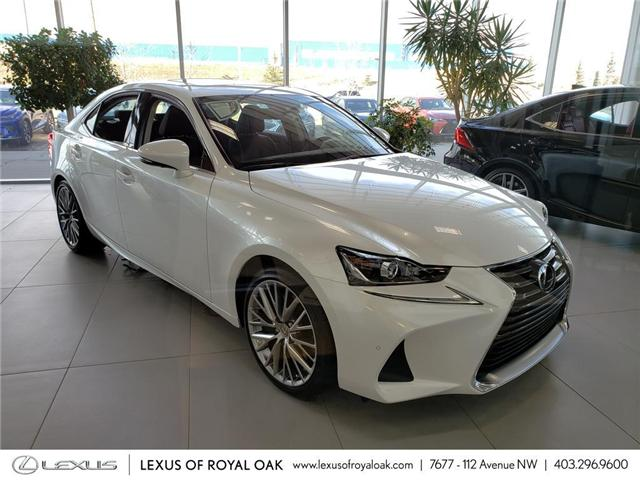 2019 Lexus IS 300 Base (Stk: L19136) in Calgary - Image 1 of 5