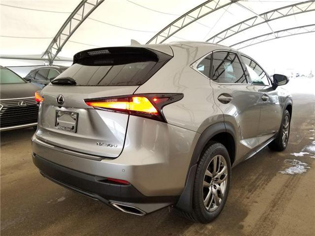 2019 Lexus NX 300 Base (Stk: L19175) in Calgary - Image 3 of 5