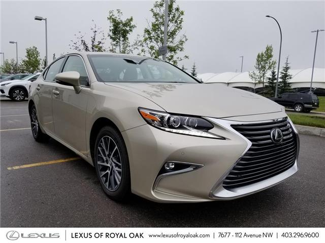 2018 Lexus ES 350 Base (Stk: L18053) in Calgary - Image 1 of 5
