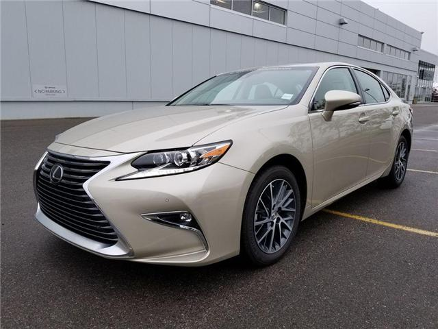 2018 Lexus ES 350 Base (Stk: L18053) in Calgary - Image 2 of 5