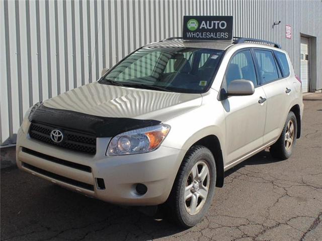 2006 Toyota RAV4 Base (Stk: X4660B) in Charlottetown - Image 1 of 7