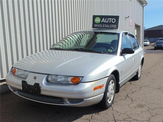 2002 Saturn S-Series SL1 (Stk: X4662B) in Charlottetown - Image 1 of 5