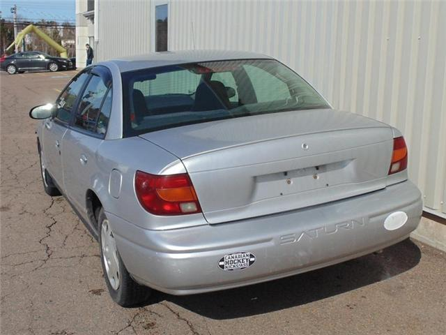 2002 Saturn S-Series SL1 (Stk: X4662B) in Charlottetown - Image 2 of 5