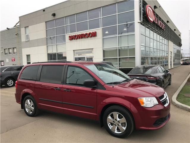 2014 Dodge Grand Caravan SE/SXT (Stk: 21539A) in Edmonton - Image 1 of 21