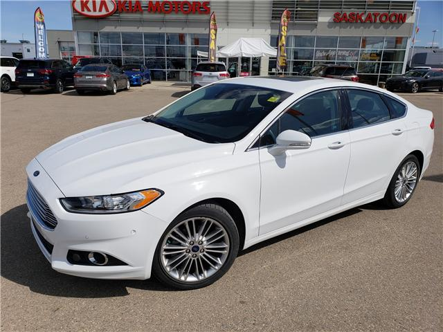 2015 Ford Fusion SE (Stk: 39155A) in Saskatoon - Image 1 of 26