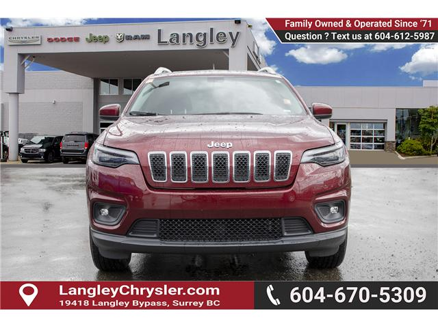 2019 Jeep Cherokee North (Stk: EE902530) in Surrey - Image 2 of 23