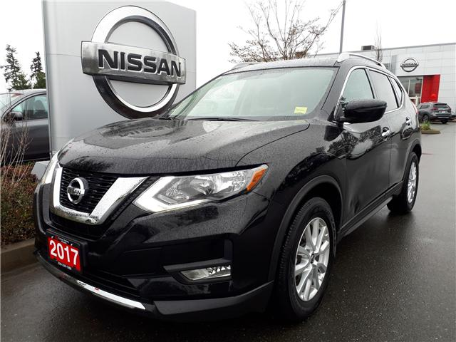 2017 Nissan Rogue SV (Stk: 8F3320A) in Courtenay - Image 1 of 9