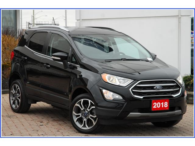 2018 Ford EcoSport Titanium (Stk: 8E8380A) in Kitchener - Image 2 of 19