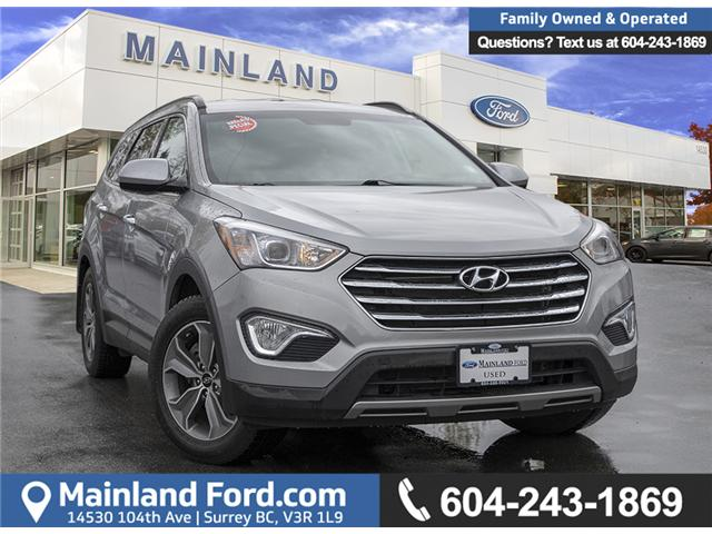 2015 Hyundai Santa Fe XL Base (Stk: P3115) in Surrey - Image 1 of 30