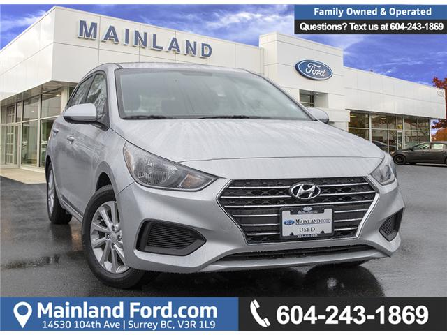 2018 Hyundai Accent GL (Stk: P5767) in Surrey - Image 1 of 30