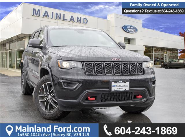 2018 Jeep Grand Cherokee Trailhawk (Stk: P6327) in Vancouver - Image 1 of 27